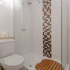 Отель 2 Bedroom Apartment Close to Kings Cross Великобритания, Лондон - отзывы, цены и фото номеров - забронировать отель 2 Bedroom Apartment Close to Kings Cross онлайн ванная