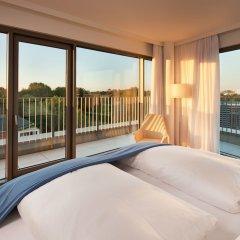 Отель Pestana Berlin Tiergarten Германия, Берлин - 4 отзыва об отеле, цены и фото номеров - забронировать отель Pestana Berlin Tiergarten онлайн балкон