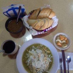 Zocalo Rooms - Hostel Мехико питание фото 2