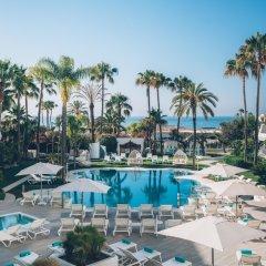 Отель Iberostar Marbella Coral Beach бассейн
