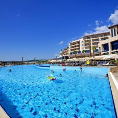 Отель Euphoria Aegean Resort & Spa All Inclusive Сыгаджик бассейн фото 2