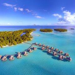 Отель Le Taha'a Island Resort & Spa фото 4