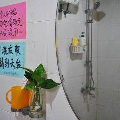 Chengdu ChinChin Hostel ванная фото 2