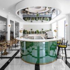 Отель Best Western Hotel Roosevelt Франция, Ницца - отзывы, цены и фото номеров - забронировать отель Best Western Hotel Roosevelt онлайн гостиничный бар