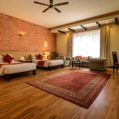 Отель Gokarna Forest Resort Непал, Катманду - отзывы, цены и фото номеров - забронировать отель Gokarna Forest Resort онлайн комната для гостей фото 2