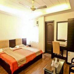 Отель Walnut Castle Индия, Нью-Дели - отзывы, цены и фото номеров - забронировать отель Walnut Castle онлайн комната для гостей фото 3