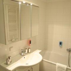 Отель GAL Apartments Vienna Австрия, Вена - отзывы, цены и фото номеров - забронировать отель GAL Apartments Vienna онлайн ванная