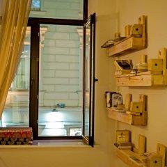 Отель Boombully Hotel Грузия, Тбилиси - отзывы, цены и фото номеров - забронировать отель Boombully Hotel онлайн ванная фото 2