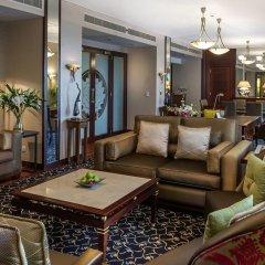 Отель Dusit Thani Dubai интерьер отеля фото 2