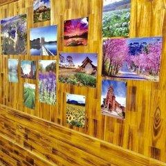Отель Homestay Nha Toi 3 Далат развлечения