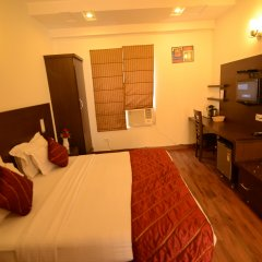 Отель La Vista Индия, Нью-Дели - отзывы, цены и фото номеров - забронировать отель La Vista онлайн комната для гостей