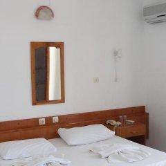 Sardunya Hotel Каш сейф в номере