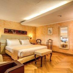 Отель Croce Di Malta Hotel Италия, Флоренция - 8 отзывов об отеле, цены и фото номеров - забронировать отель Croce Di Malta Hotel онлайн комната для гостей фото 3