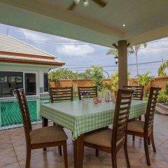 Отель Thammachat P3 Victoria Pool Villa балкон