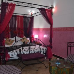 Отель Riad Assalam Марокко, Марракеш - отзывы, цены и фото номеров - забронировать отель Riad Assalam онлайн комната для гостей фото 3