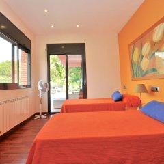Отель Villa Carmens Lloretholiday Бланес комната для гостей фото 4