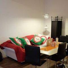 Апартаменты Cute Studio Apartment in Old Town Стокгольм комната для гостей фото 3