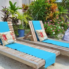 Отель Maison Tiare' Maldives Thulusdhoo Остров Гасфинолу бассейн