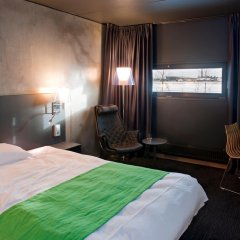 Comfort Hotel RunWay комната для гостей