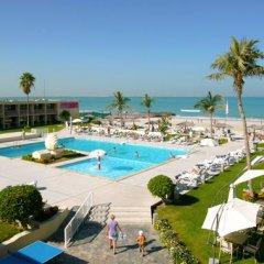 Отель Lou Lou'a Beach Resort ОАЭ, Шарджа - 7 отзывов об отеле, цены и фото номеров - забронировать отель Lou Lou'a Beach Resort онлайн бассейн фото 3