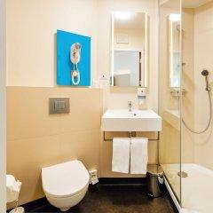 Отель B&B Hotel Katowice Centrum Польша, Катовице - отзывы, цены и фото номеров - забронировать отель B&B Hotel Katowice Centrum онлайн ванная