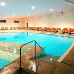 Отель Columbia Италия, Абано-Терме - отзывы, цены и фото номеров - забронировать отель Columbia онлайн бассейн фото 3