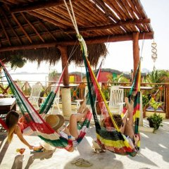 Отель Hostel Cancun Natura Мексика, Канкун - отзывы, цены и фото номеров - забронировать отель Hostel Cancun Natura онлайн бассейн