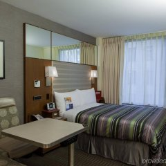 Отель Club Quarters Grand Central комната для гостей