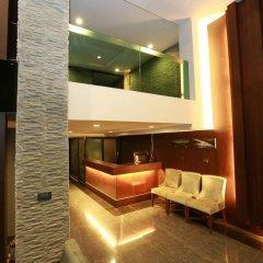 Отель The Bangkok Airport Link Suite бассейн