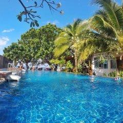 Отель Sairee Hut Resort Таиланд, Остров Тау - отзывы, цены и фото номеров - забронировать отель Sairee Hut Resort онлайн бассейн