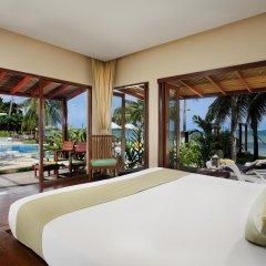 Отель Centra by Centara Coconut Beach Resort Samui комната для гостей фото 5