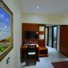 City Hotel Tirana комната для гостей фото 5