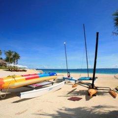 Отель Crimson Resort and Spa Mactan Филиппины, Лапу-Лапу - 1 отзыв об отеле, цены и фото номеров - забронировать отель Crimson Resort and Spa Mactan онлайн приотельная территория