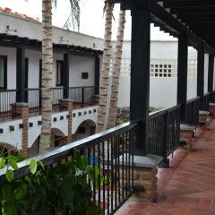Hotel Sansiraka балкон