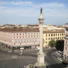 Отель Biancoreroma B&B фото 4