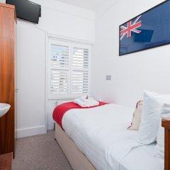 Отель Hamptons Brighton Великобритания, Кемптаун - отзывы, цены и фото номеров - забронировать отель Hamptons Brighton онлайн комната для гостей фото 4