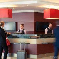 Отель Mercure Brussels Airport Бельгия, Брюссель - отзывы, цены и фото номеров - забронировать отель Mercure Brussels Airport онлайн интерьер отеля фото 2