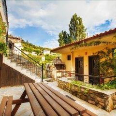 Отель Oreiades Guesthouse Ситония балкон