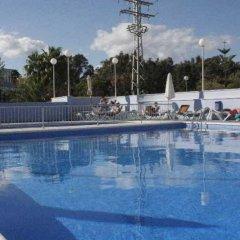 Отель Apartamentos Hipocampos Испания, Кальпе - отзывы, цены и фото номеров - забронировать отель Apartamentos Hipocampos онлайн бассейн фото 3