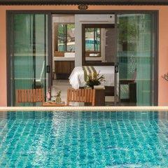 Отель Naina Resort & Spa Таиланд, Пхукет - 3 отзыва об отеле, цены и фото номеров - забронировать отель Naina Resort & Spa онлайн бассейн фото 3