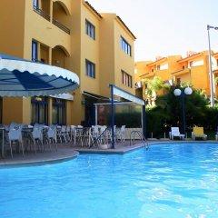 Отель Apartamentos Rio By Garvetur бассейн