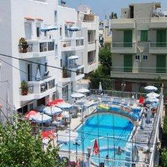Отель Sevi Sun Apartments I Греция, Кос - отзывы, цены и фото номеров - забронировать отель Sevi Sun Apartments I онлайн фото 5