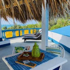 """Отель """"Nuestra Casa"""" Guesthouse Треже-Бич удобства в номере"""