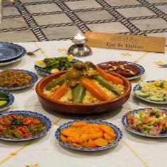 Отель Riad Ibn Khaldoun Марокко, Фес - отзывы, цены и фото номеров - забронировать отель Riad Ibn Khaldoun онлайн питание фото 2
