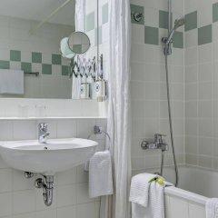 Отель Centro Park Berlin Neukolln Берлин ванная
