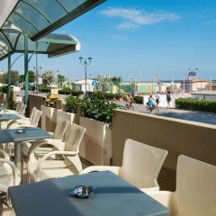 Hotel Colombo Римини балкон