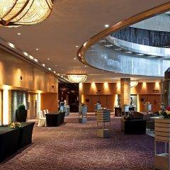 Отель PARKROYAL COLLECTION Marina Bay Сингапур интерьер отеля фото 3