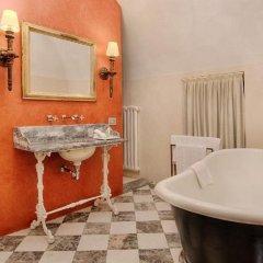 Отель NH Collection Firenze Porta Rossa Италия, Флоренция - отзывы, цены и фото номеров - забронировать отель NH Collection Firenze Porta Rossa онлайн ванная фото 2