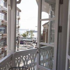 iskele hotel балкон