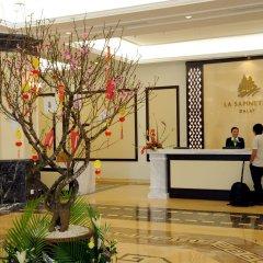 Отель La Sapinette Hotel Вьетнам, Далат - отзывы, цены и фото номеров - забронировать отель La Sapinette Hotel онлайн интерьер отеля